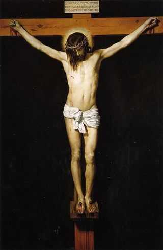Diego-Velazquez-The-Crucifixion-1632